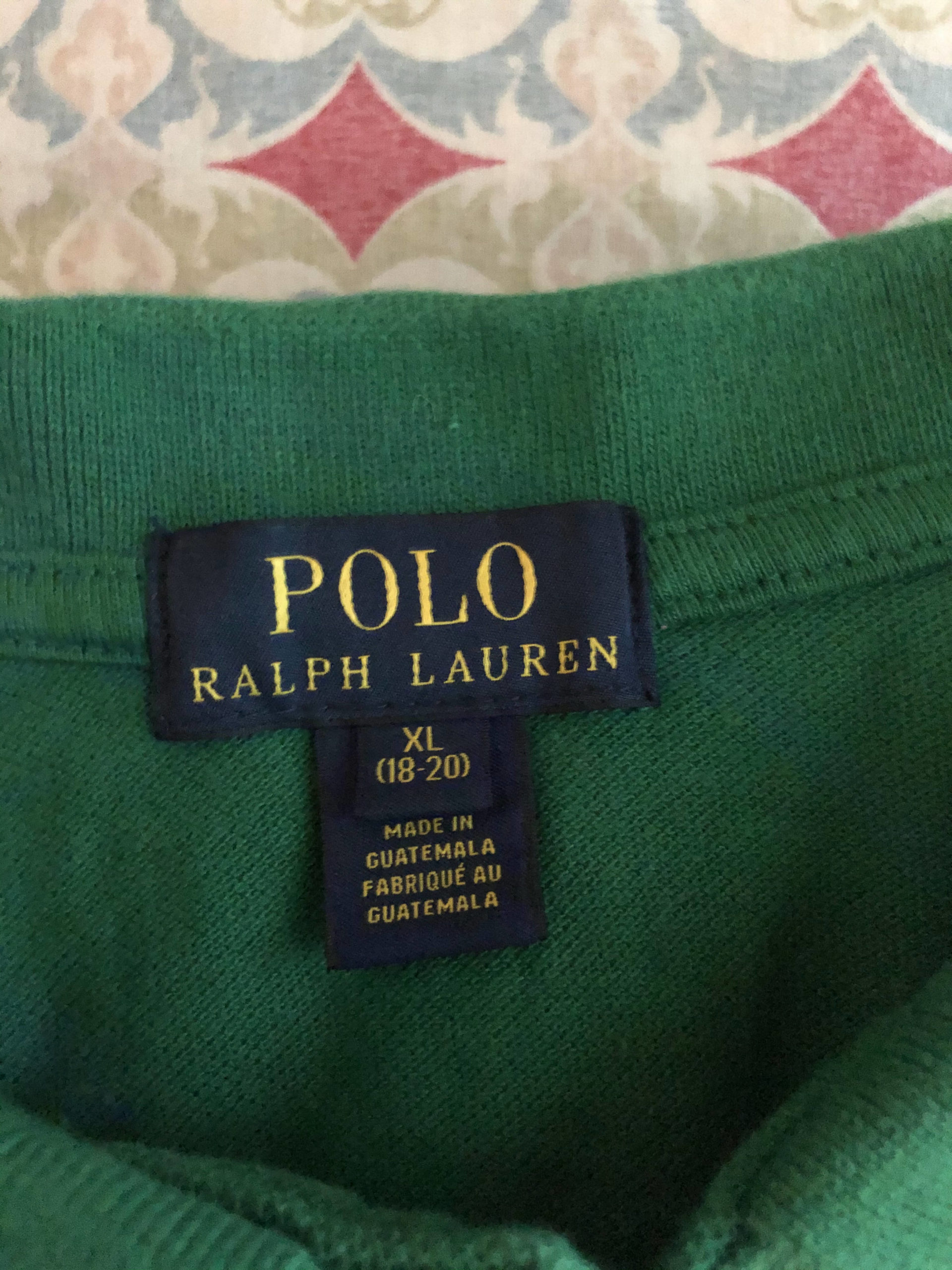 Green – Polo Ralph Lauren – Polo Shirt