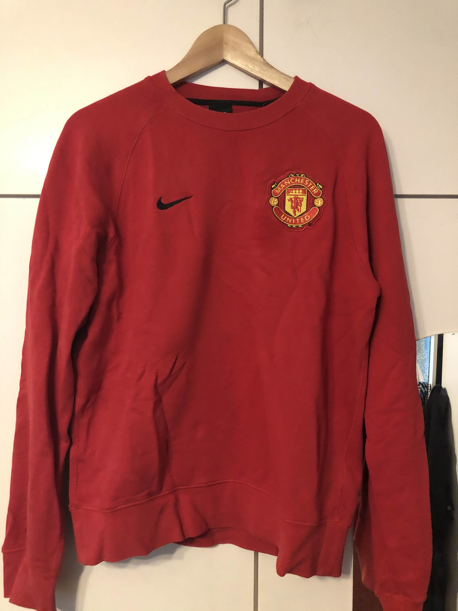 Nike – Manchester United Sweatshirt