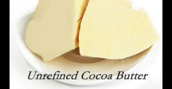 Organic Unrefined Sheabutter and Cocobutter