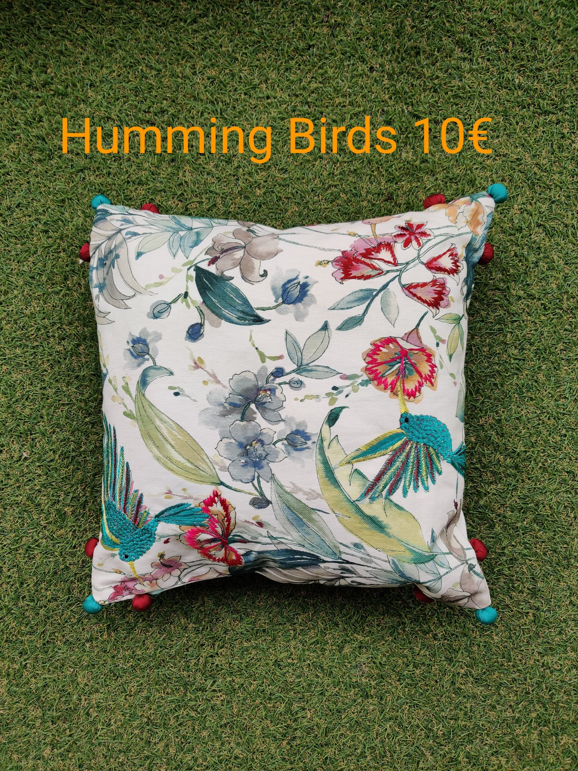 New Cushion Covers – Crafted in India